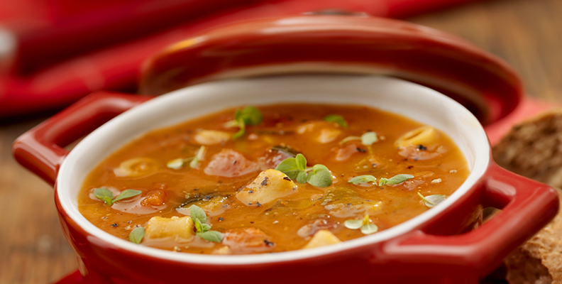 Smokey and Sweet Tuscan Soup